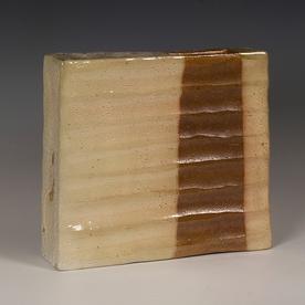 Nancy Green Nancy Green, Asymmetrical Vase, stoneware