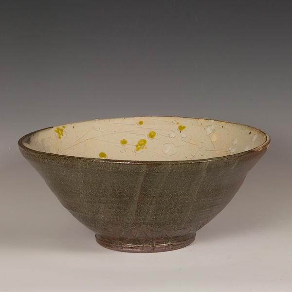 Minsoo Yuh Minsoo Yuh, Serving Bowl, stoneware