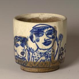 "Sunkoo Yuh Sunkoo Yuh, Cup, 3.5 x 3.5"""