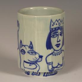"Sunkoo Yuh Sunkoo Yuh, Cup, 4 x 3.75"""