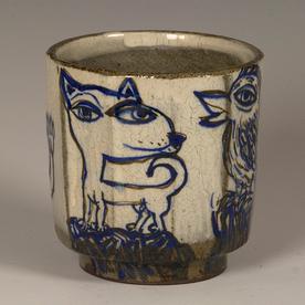 "Sunkoo Yuh Sunkoo Yuh, Cup, 3.75 x 3.75"""