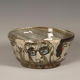 """Sunkoo Yuh Sunkoo Yuh, Bowl, stoneware, 3 x 6"""""""