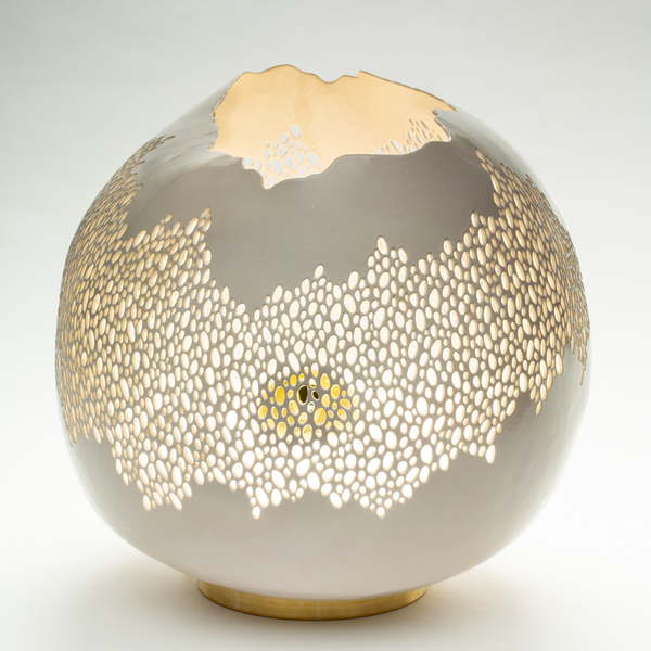 Kate Tremel Kate Tremel, Large Lacey Lamp