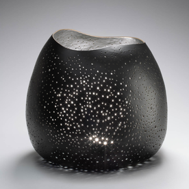 Kate Tremel Kate Tremel, Large Black Dot Lamp