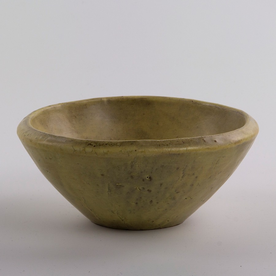 "Joe Pintz Joe Pintz, Small Round Bowl, handbuilt earthenware, 3 x 6.5"""