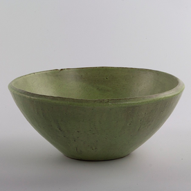 Joe Pintz Joe Pintz, Large Serving Bowl, handbuilt earthenware, 4 x 9.5""
