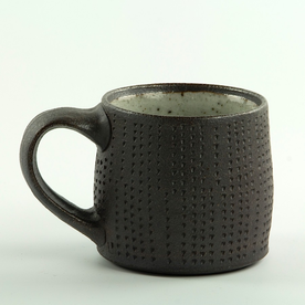 Nancy Green Nancy Green, Mug, stoneware, 3.5 x 5.25 x 3.5""