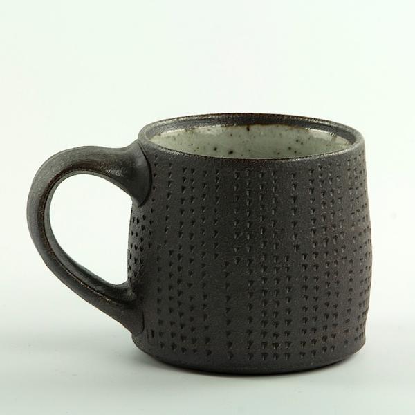 "Nancy Green Nancy Green, Mug, stoneware, 3.5 x 5.25 x 3.5"""