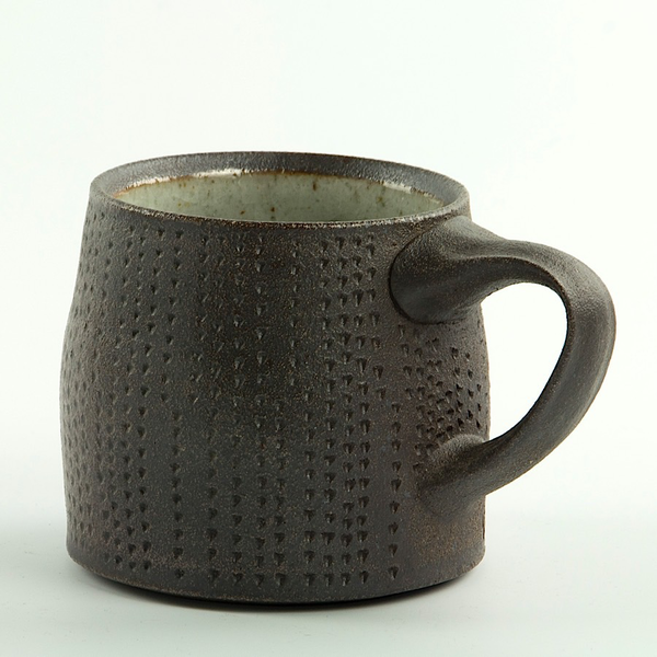 Nancy Green Nancy Green, Mug, stoneware, 3.5 x 5.25 x 3.75""