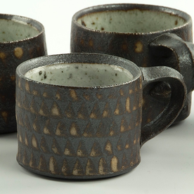 Nancy Green Nancy Green, Espresso Cup, stoneware, 2 x 3.5 x 2.75""