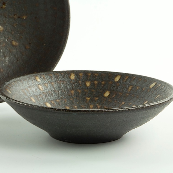 Nancy Green Nancy Green, Small Bowl, stoneware, 1.5 x 6.5""