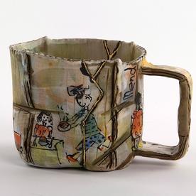 Keok (KB) Lim KB Lim, Mug, stoneware
