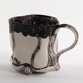 Keok (KB) Lim SOLD KB Lim, Mug, porcelain