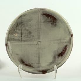 """Zak Helenske Zak Helenske, Small Plate, terracotta, porcelain, 5.75"""""""