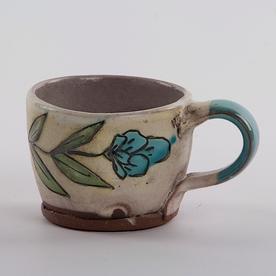 """Maria Dondero Maria Dondero, Espresso Cup, earthenware, 2"""""""