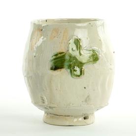 "Ted Saupe Ted Saupe, Cup, handbuilt porcelain, 4.5"""