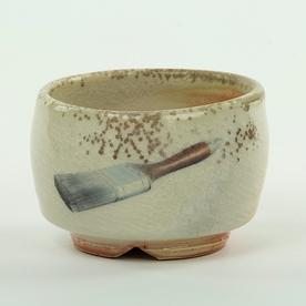 """Dan Anderson Dan Anderson, Yunomi, stoneware, woodfired,  2 3/4 x 4"""""""