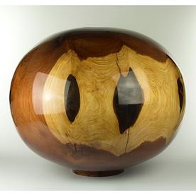 Philip Moulthrop, California Redwood, Western Woods, Booth Museum, 20.25 x 24.75