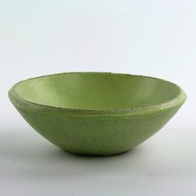 "Joe Pintz Joe Pintz, Small Low Bowl, handbuilt earthenware, 6.75 x 2"""