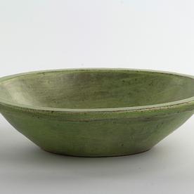 """Joe Pintz Joe Pintz, Medium Oval Bowl, handbuilt earthenware, 9 x 7 x 2.5"""""""
