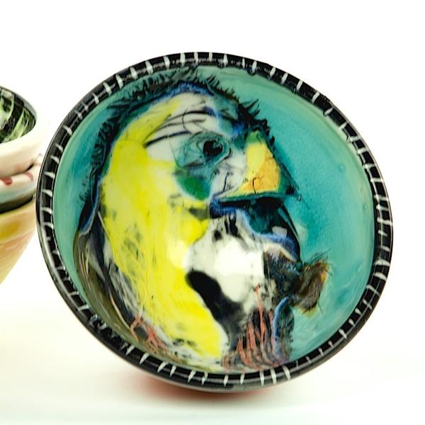 Bernadette Curran Bernadette Curran, Medium Bowl, porcelain,