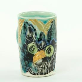 Bernadette Curran Bernadette Curran, Tiny Mug, porcelain,