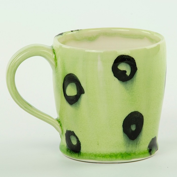 Bernadette Curran Bernadette Curran, Mug, porcelain,