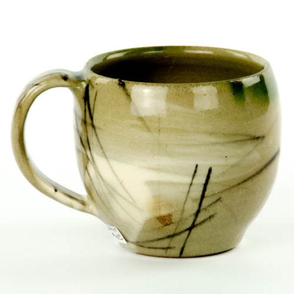 Betsy Williams Betsy Williams, Coffee Cup, 3.5 x 4.75 x 3.5""