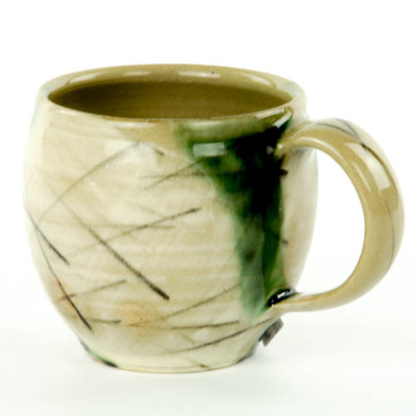 """Betsy Williams Betsy Williams, Coffee Cup, 3.5 x 4.75 x 3.5"""""""
