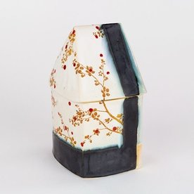 Stacy Snyder Stacy Snyder, House Jar, 6.75 4 x 4""