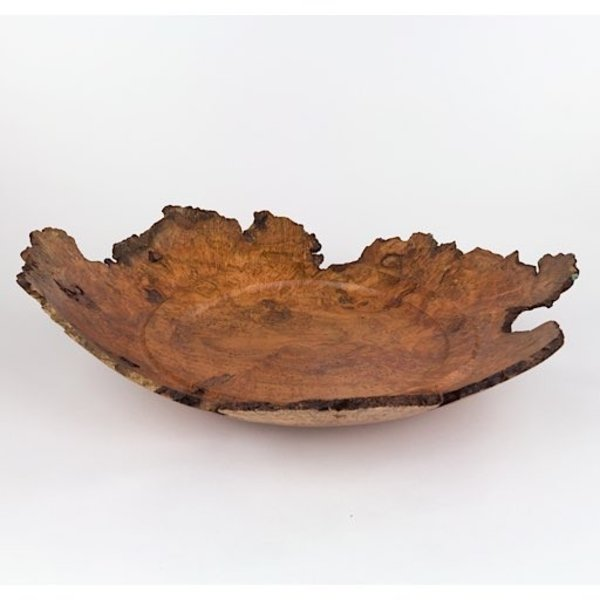 Warren Carpenter, Cherry Burl, 4 x 16.75 x 14.5""