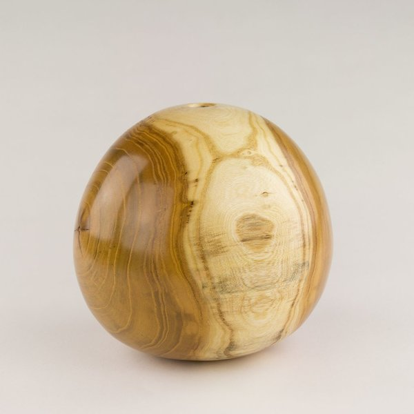 "Marc Granberry Marc Granberry, Osage Orange, 7 x 7.5"" dia"
