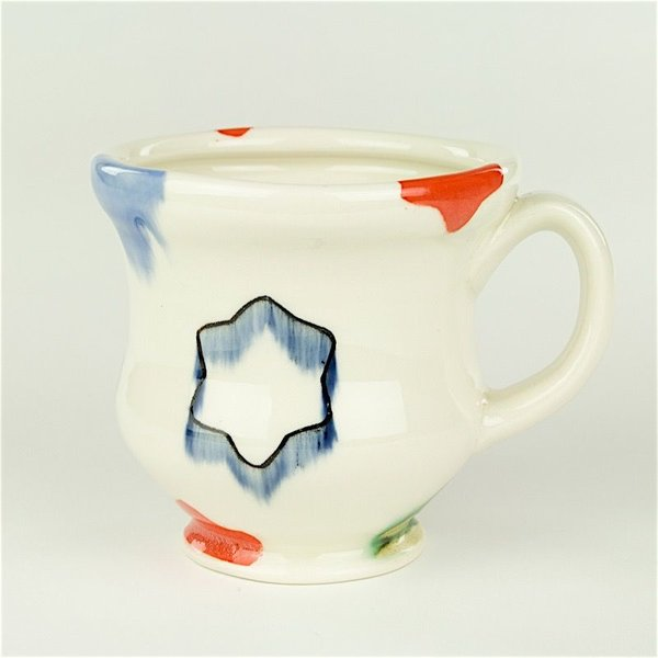 Sean O'Connell, Mug, porcelain