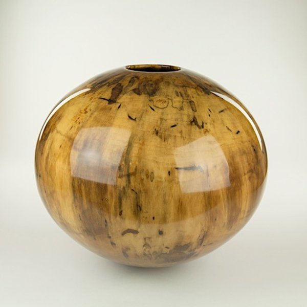 Philip Moulthrop Philip Moulthrop, Spalted Sweet Gum, 16 x 18""