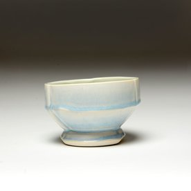 Nick Moen Nick Moen, Ice Cream Bowl, porcelain, glaze, 2.75 x 4.25""