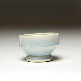 "Nick Moen Nick Moen, Ice Cream Bowl, porcelain, glaze, 2.75 x 4.25"""
