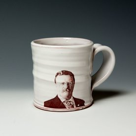 Justin Rothshank Justin Rothshank; President Mug, Teddy Roosevelt