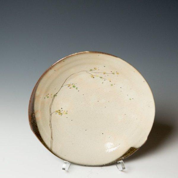 "Minsoo Yuh Minsoo Yuh, Largel Plate, 1.75 x 9"" dia."