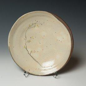 "Minsoo Yuh Minsoo Yuh, Large Plate, 1.75 x 9"" dia."