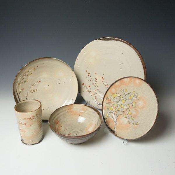 Minsoo Yuh Minsoo Yuh, Tumbler, stoneware
