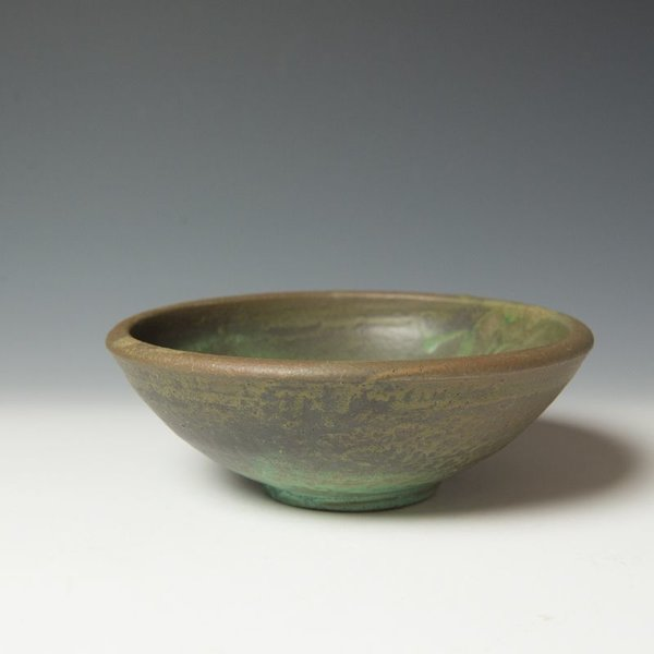 Shadow May Shadow May, Cereal Bowl, stoneware, glaze, 3 x 7.75""