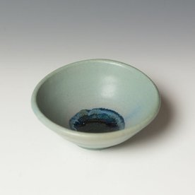 Shadow May Shadow May, Everyday Bowl, stoneware, glaze, 2.25 x 5""