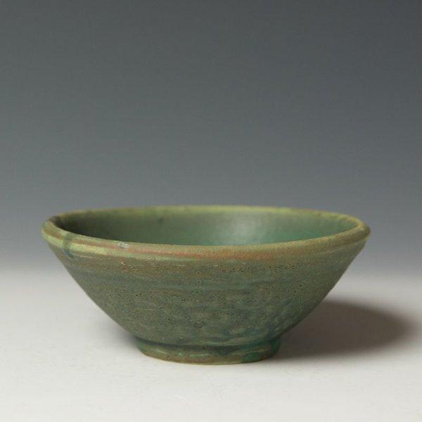 "Shadow May Shadow May, Everyday Bowl, stoneware, glaze, 2.25 x 5"""