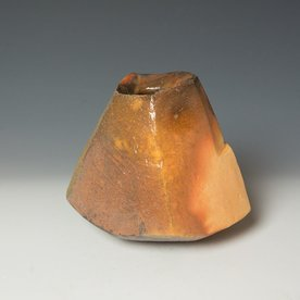 Josh Copus Josh Copus, Stone Vessel Series, wood-fired wild harvested clay,  x  x ""