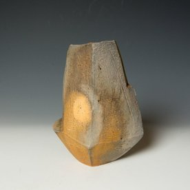 Josh Copus Josh Copus, Stone Vessel, wood-fired wild harvested clay