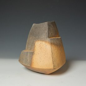 Josh Copus Josh Copus, Stone Vessel Series, wood-fired wild harvested clay