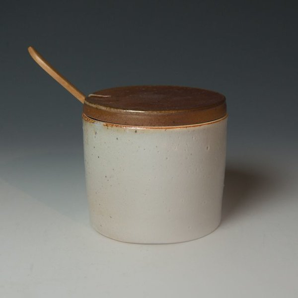 "Nancy Green Nancy Green, Honey Pot , 4.75 x 4.25"" dia"