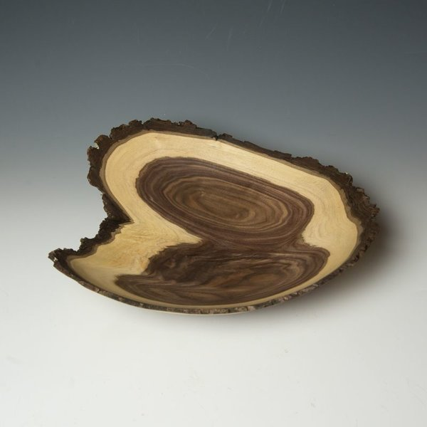 "Warren Carpenter, Walnut, 3.5"" x 16"" x 13"""