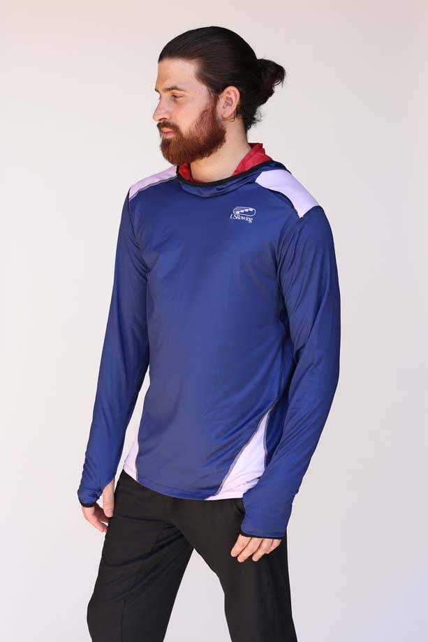 USR Men's Lightweight Active Hoodie 1