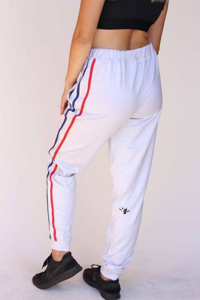 USRowing Women's Luxe Warmup Pants Grey